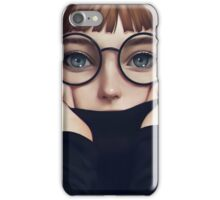 Glasses iPhone Case/Skin