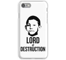 Dewey Malcolm in The Middle Lord of Destruction iPhone Case/Skin