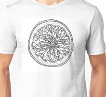 Graphic citrus slice Unisex T-Shirt