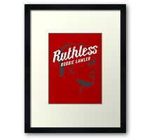 Ruthless Robbie Lawler Framed Print