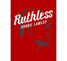 Ruthless Robbie Lawler Photographic Print