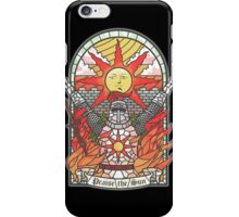 Church of the Sun iPhone Case/Skin