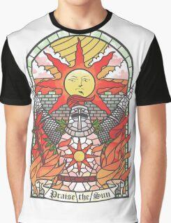 Church of the Sun Graphic T-Shirt