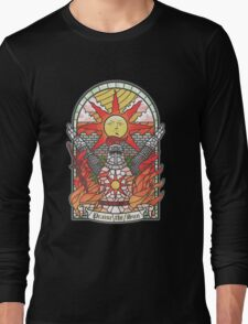Church of the Sun Long Sleeve T-Shirt