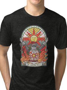 Church of the Sun Tri-blend T-Shirt