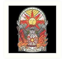 Church of the Sun Art Print
