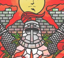 Church of the Sun Sticker