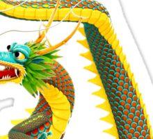 Twisting Dragon Sticker