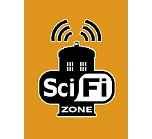Sci-Fi Zone 2 Photographic Print