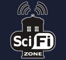 Sci-Fi Zone 2 One Piece - Short Sleeve