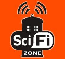 Sci-Fi Zone 2 Kids Tee