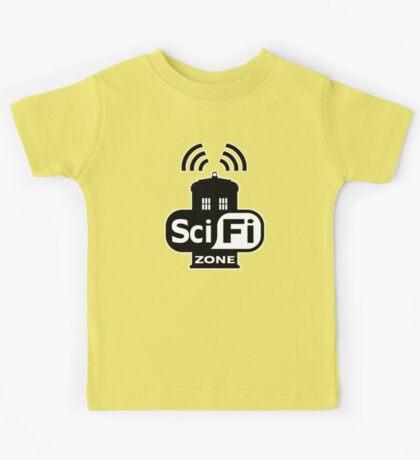 Sci-Fi Zone 2 Kids Clothes