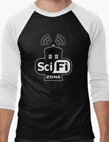 Sci-Fi Zone 2 Men's Baseball ¾ T-Shirt