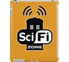 Sci-Fi Zone 2 iPad Case/Skin