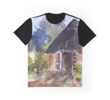 Ndebele huts Graphic T-Shirt