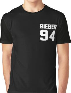 Justin Bieber 94 Graphic T-Shirt