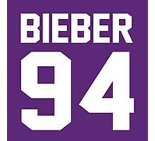 Justin Bieber 94 Photographic Print