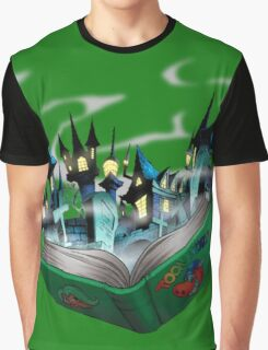Toon - World Graphic T-Shirt