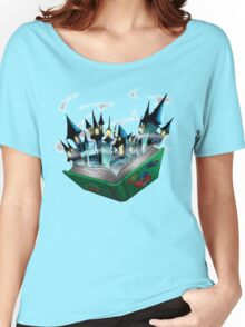 Toon - World Women's Relaxed Fit T-Shirt
