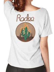 Rodeo Women's Relaxed Fit T-Shirt