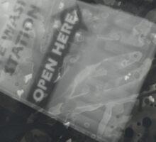 The Darkroom #3 Sticker
