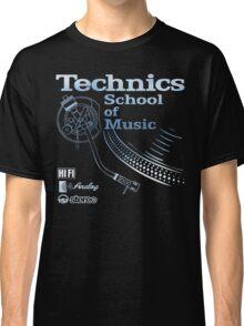 old school music Classic T-Shirt