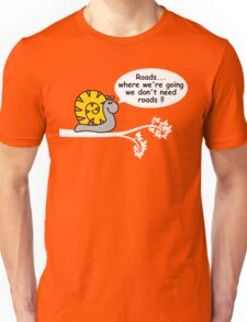 Mr. Fusion Home Energy Unisex T-Shirt