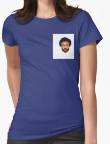 Stylish Gambino Womens Fitted T-Shirt