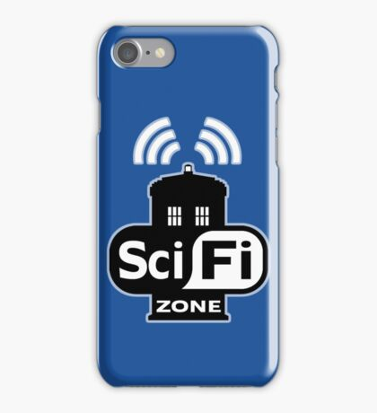 Sci Fi ZONE iPhone Case/Skin