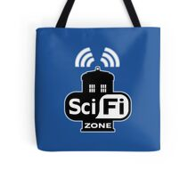 Sci Fi ZONE Tote Bag