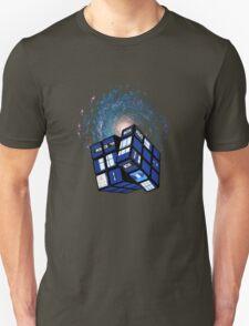 TARDIS CUBE T-Shirt