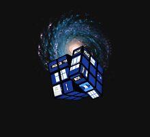 TARDIS CUBE Unisex T-Shirt