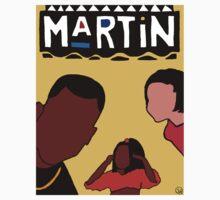 Martin (Yellow) Kids Tee