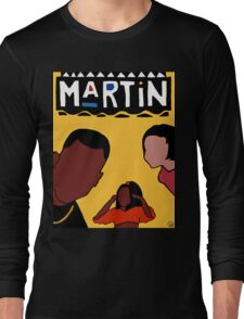 Martin (Yellow) Long Sleeve T-Shirt