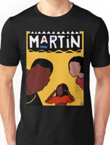 Martin (Yellow) Unisex T-Shirt