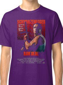 Arnold Schwarzenegger - Raw Deal Polar Classic T-Shirt