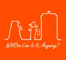 WHOse Line Is It, Anyway? Kids Clothes