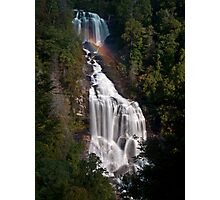 Whitewater Falls Photographic Print