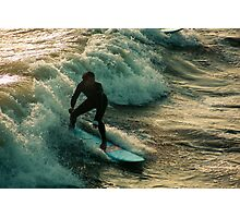 Hang Ten Photographic Print