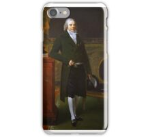 Pierre-Paul Prud'hon - Portrait of Charles-Maurice de Talleyrand-Périgord  iPhone Case/Skin