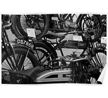 BW Bikes Poster