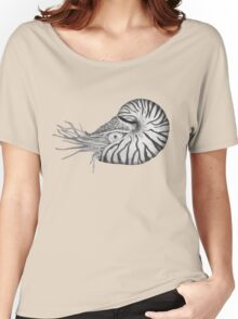 Nautilus black/ white Women's Relaxed Fit T-Shirt