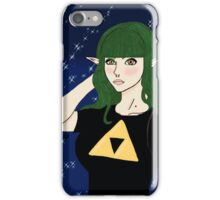 Elven Nerd iPhone Case/Skin
