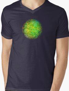 life on earth ...  Mens V-Neck T-Shirt