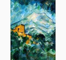 1906 - Paul Cezanne - Mont Sainte-Victoire and Château Noir Unisex T-Shirt