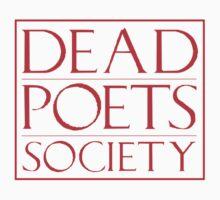 LIT NERD :: DEAD POETS SOCIETY Kids Tee