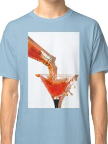 Drink Time Classic T-Shirt