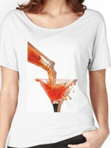 Drink Time Women's Relaxed Fit T-Shirt
