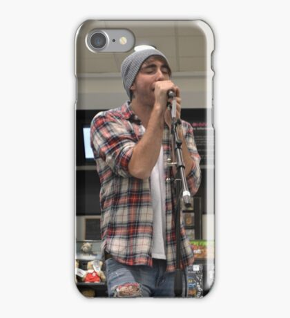 Alex Gaskarth - All Time Low iPhone Case/Skin