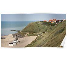 Lønstrup Beach Poster